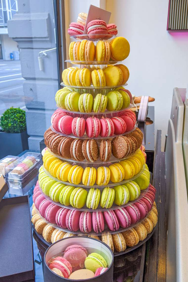 Macaronnerie Coffee Shop Heidelberg Germany