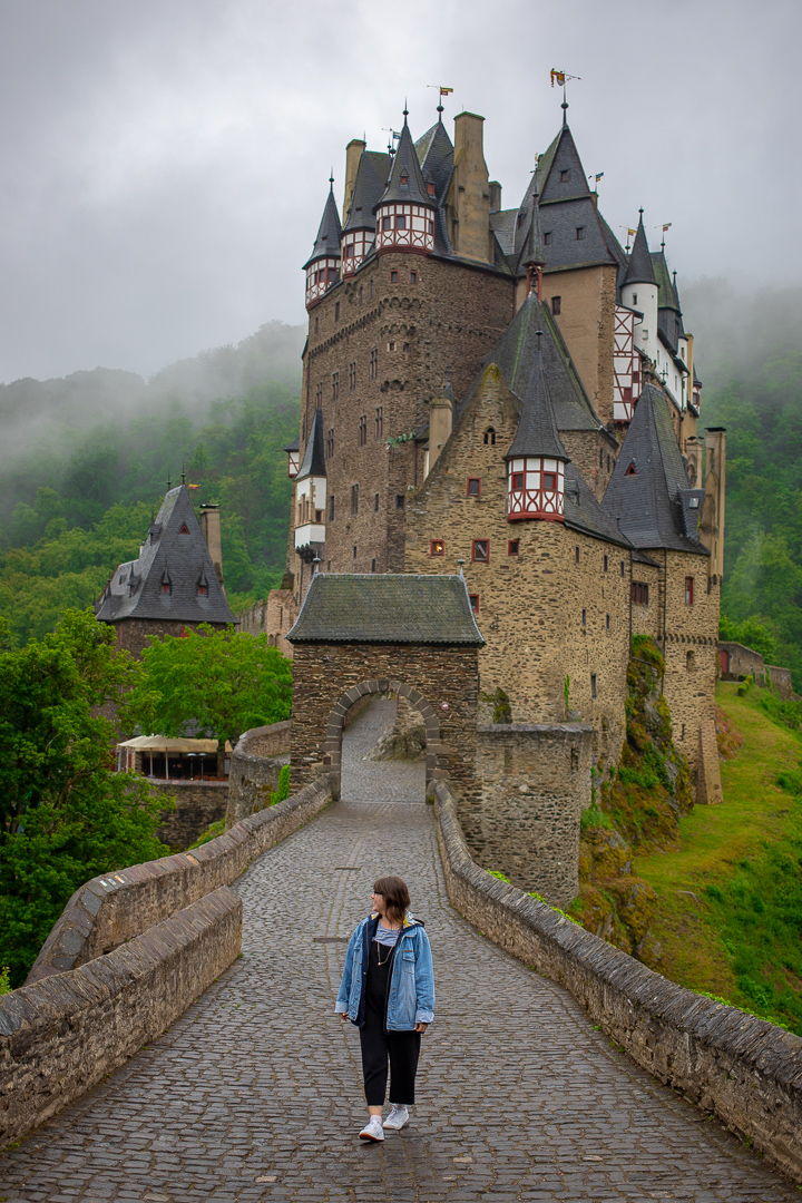 Eltz Castle Mosel Valley Germany