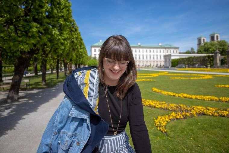 Mirabelle Gardens Salzburg Austria