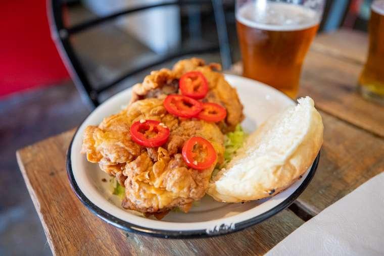 NOLA Fried Chicken Buenos Aires Argentina