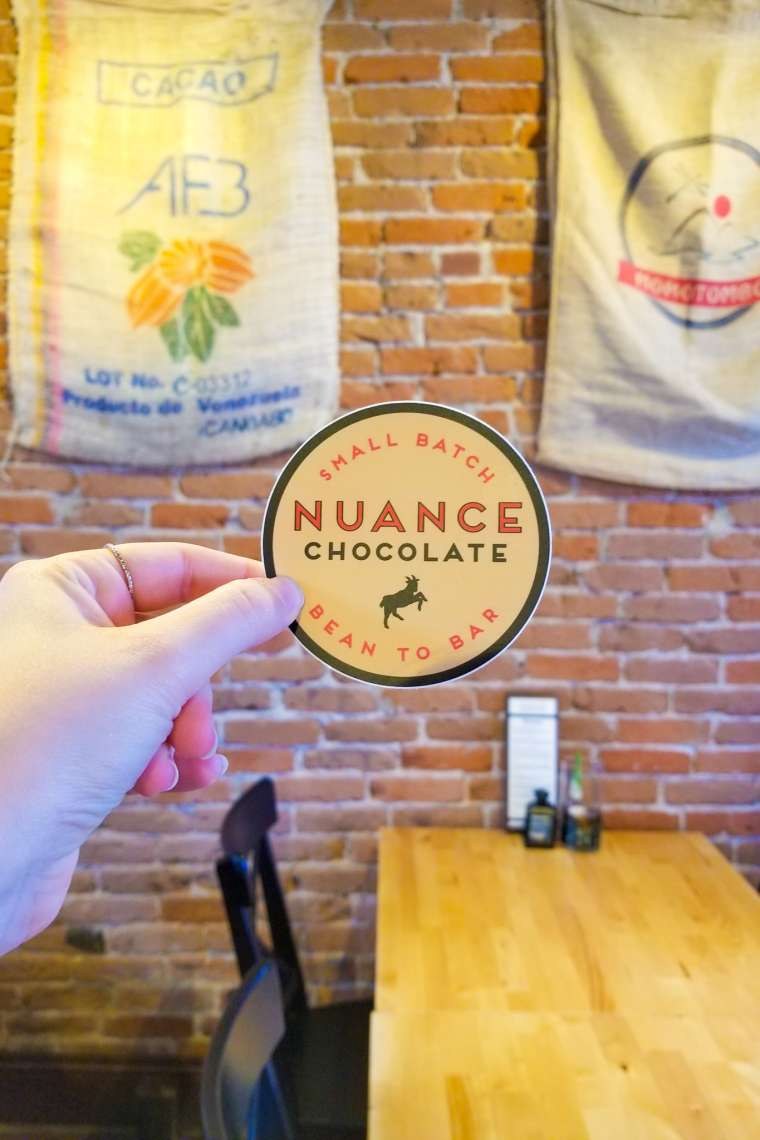 Nuance Chocolate Shop Fort Collins Colorado