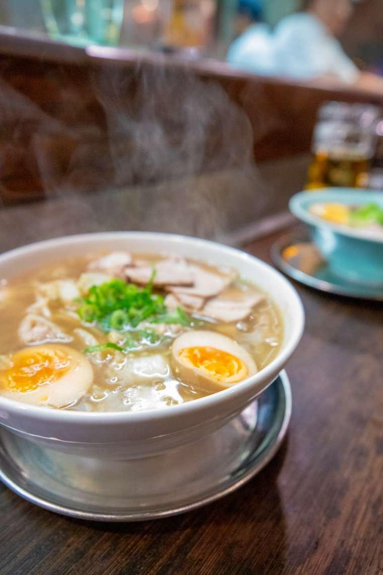 Naniwa Noodles & Soup Restaurant Dusseldorf Germany