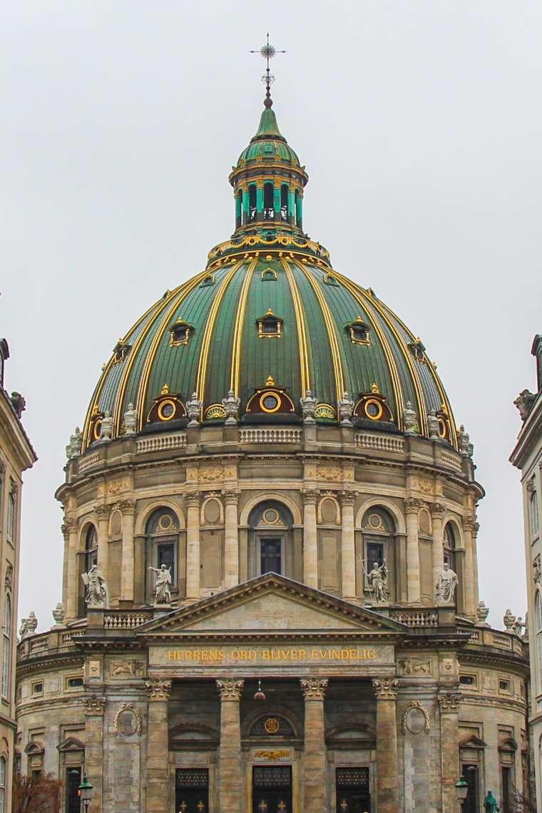 Royal Government Buildings Copenhagen Denmark