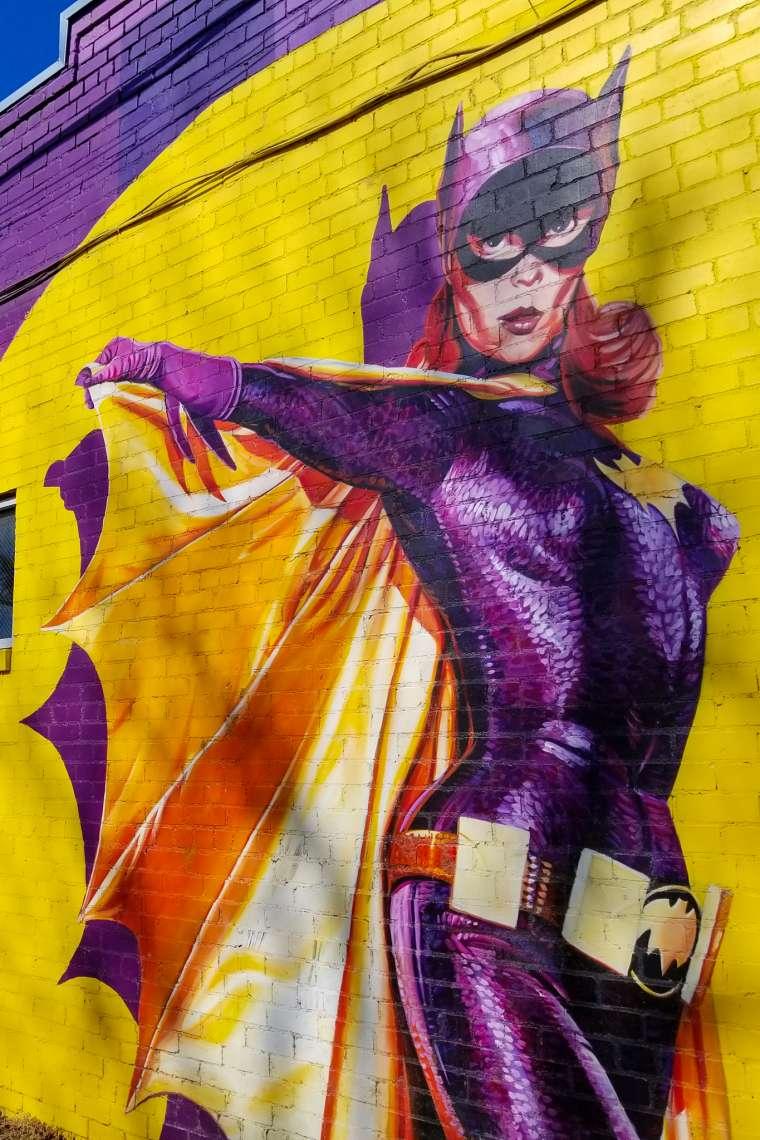 Street Art Deep Ellum Dallas Texas
