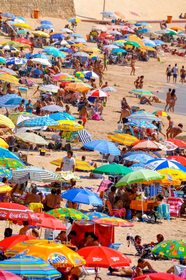 Beaches of Cadiz Spain