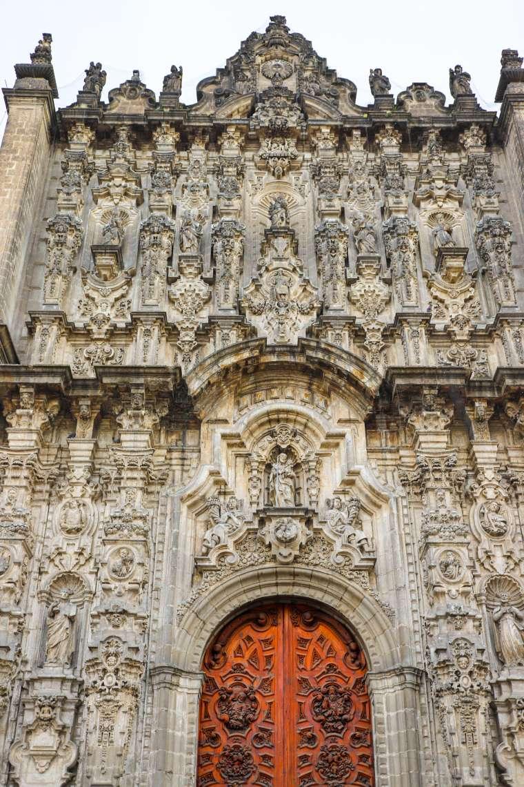 Centro Historico Mexico City CDMX