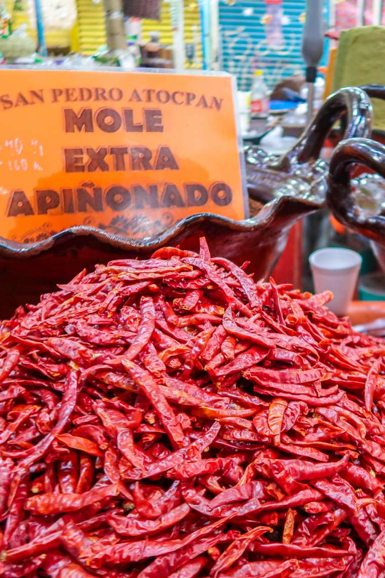 Culinary Backstreets Food Tour Mexico City
