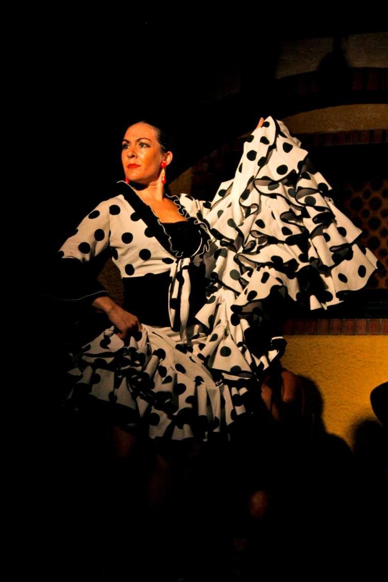 Flamenco Show Andalusia Spain