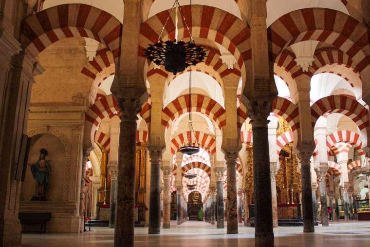 Mesquita Mosque Cordoba Spain