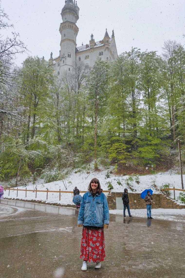 Neuschwanstein + Hohenschwangau Castle Bavaria Germany