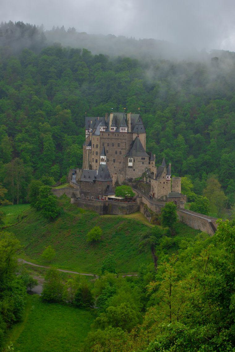 Eltz Castle Mosel Valley Germany