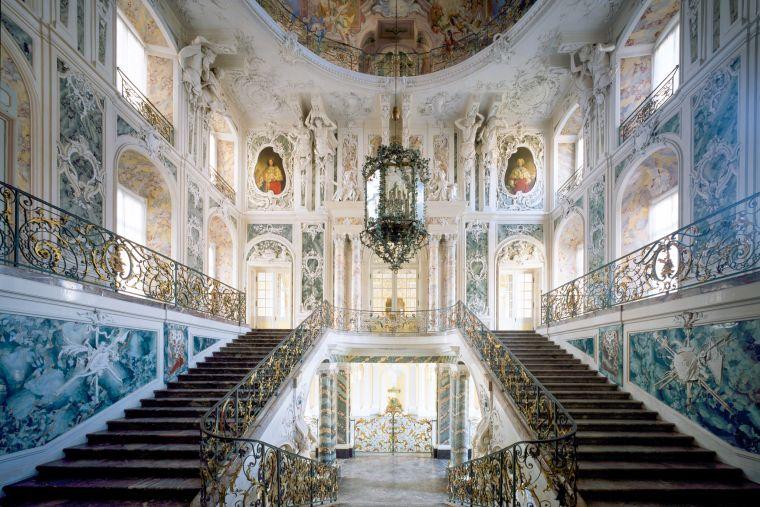 Augustusburg Palace Bruhl Germany
