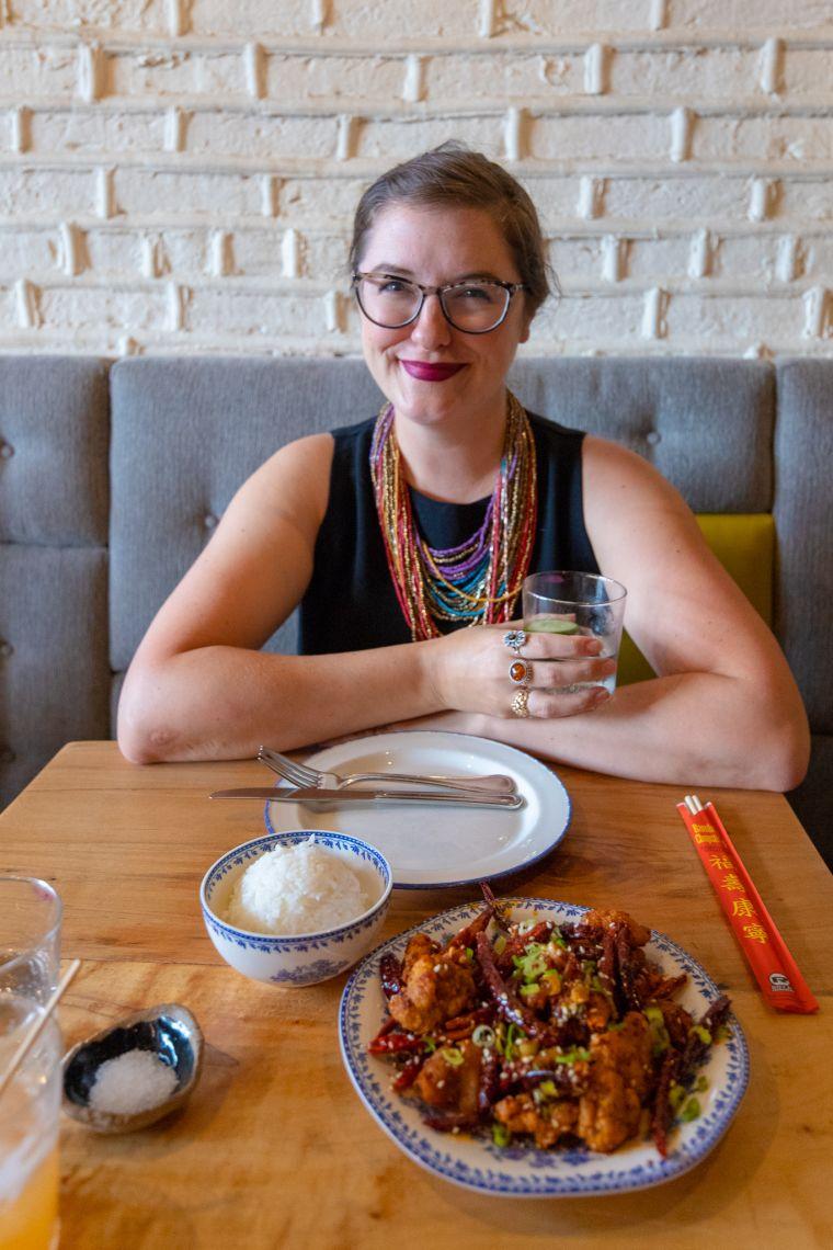 Giant Restaurant Logan Square Chicago Illinois USA