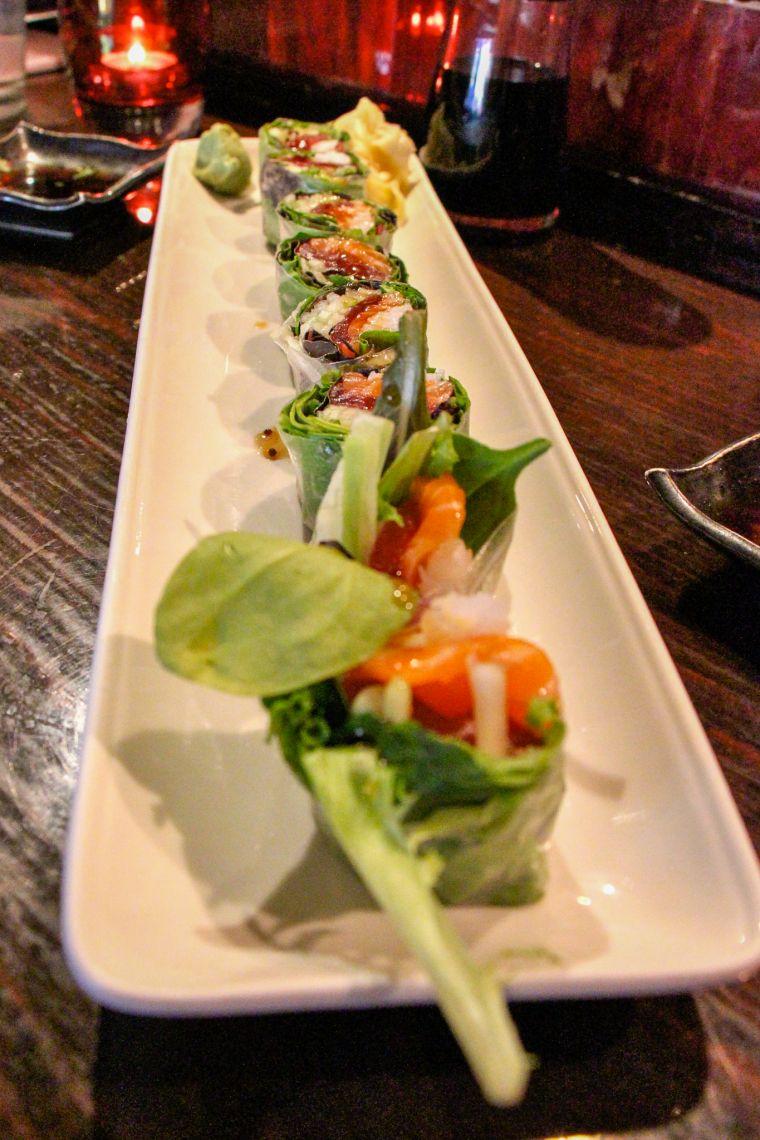 Red Sushi Restaurant Madison Wisconsin