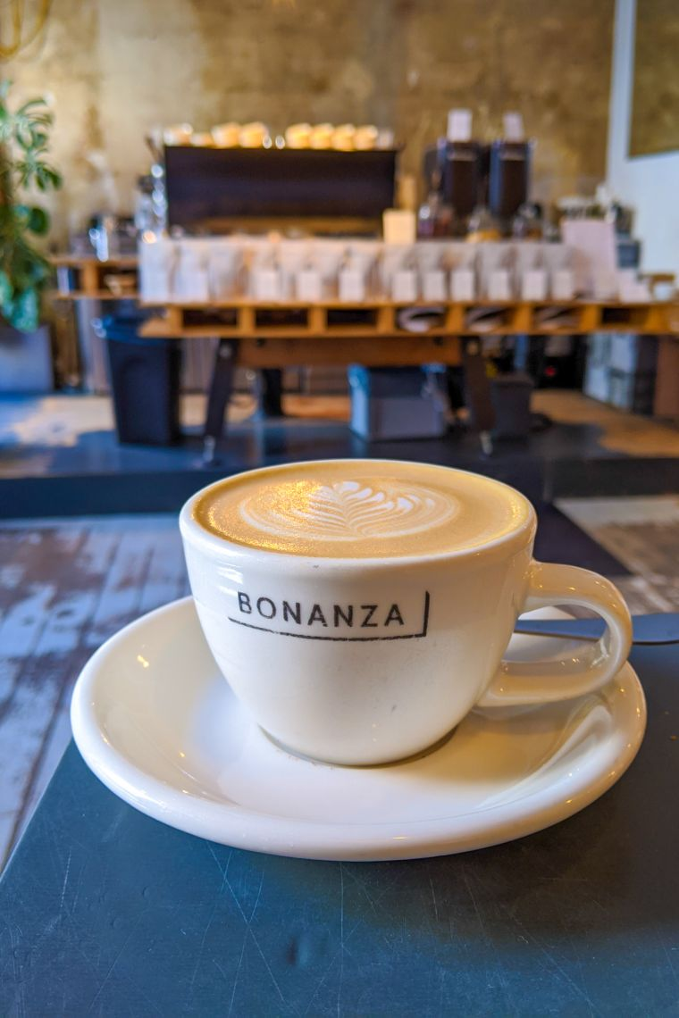 Bonanza Coffee Shop Berlin Germany