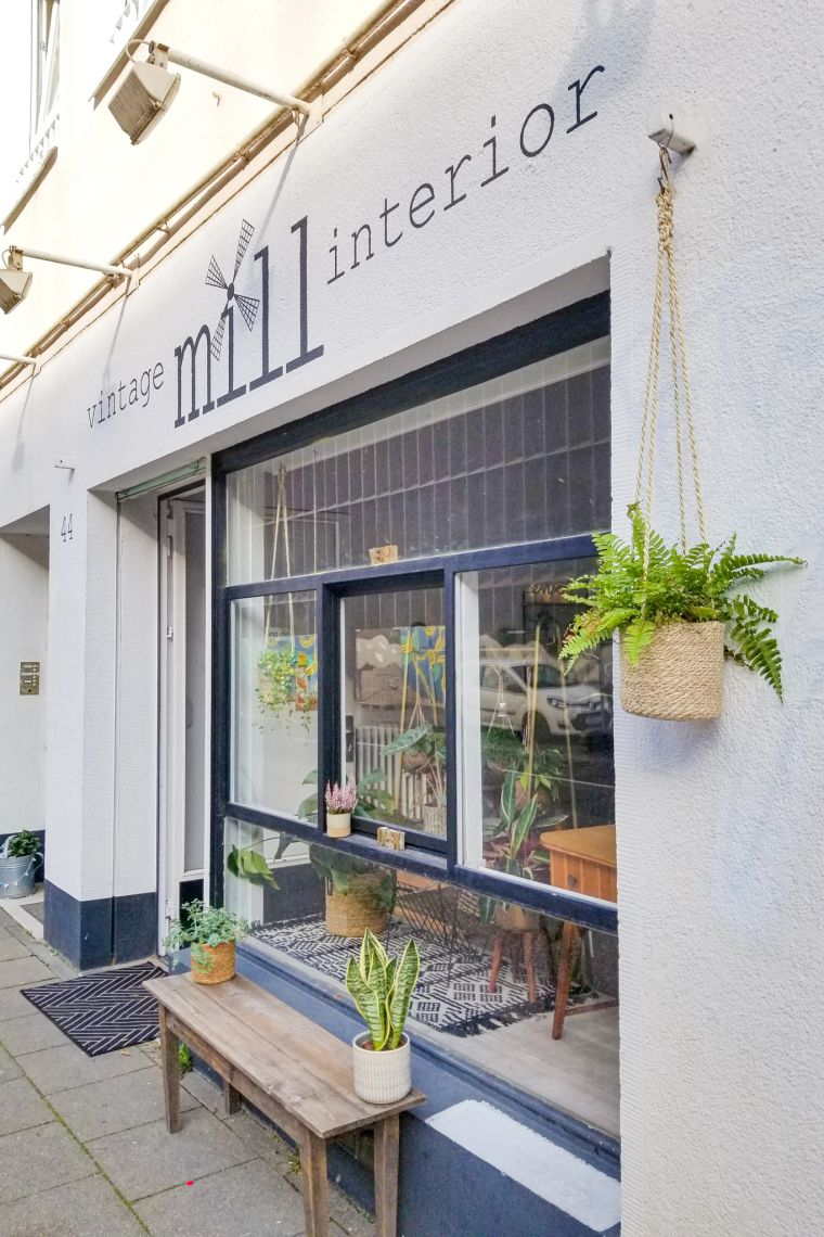 Mill Vintage + Interior Boutique Cologne Germany
