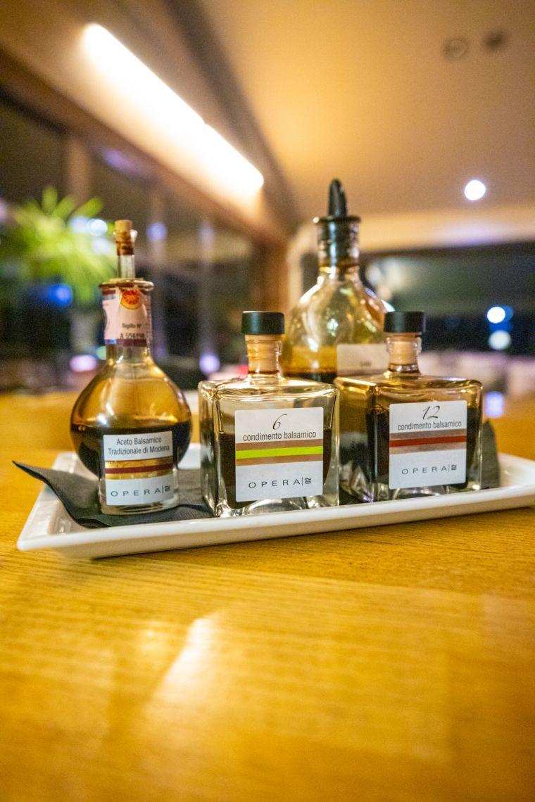 Balsamic Vinegar Loft Modena Italy