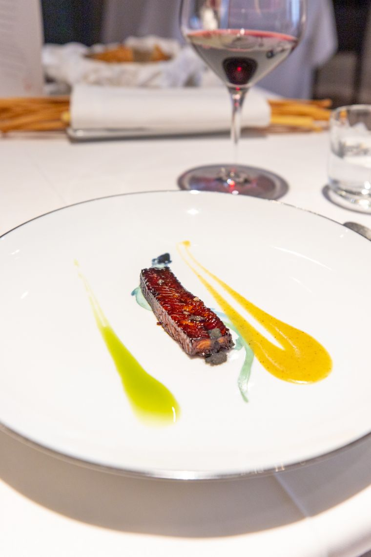 Michelin Star Meal Osteria Francescana Modena Italy